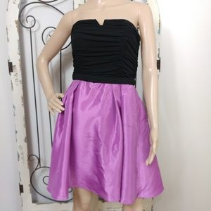 Laundry by Design strapless party dress size 10